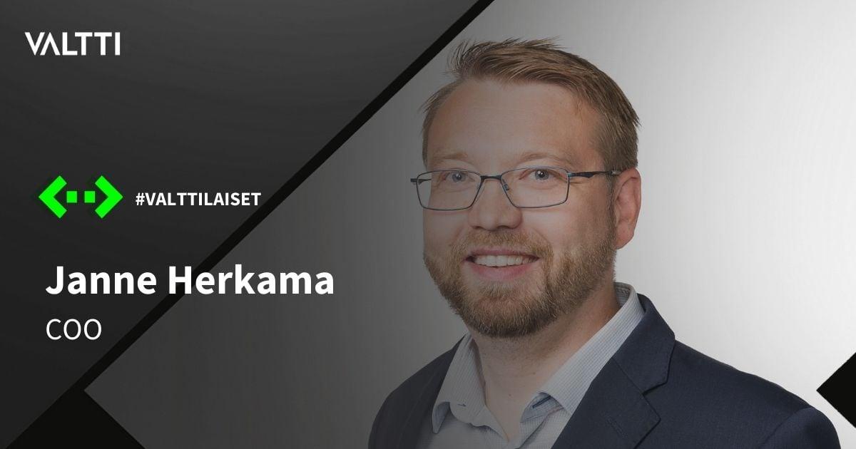 Valttilaiset Janne Herkama uusi