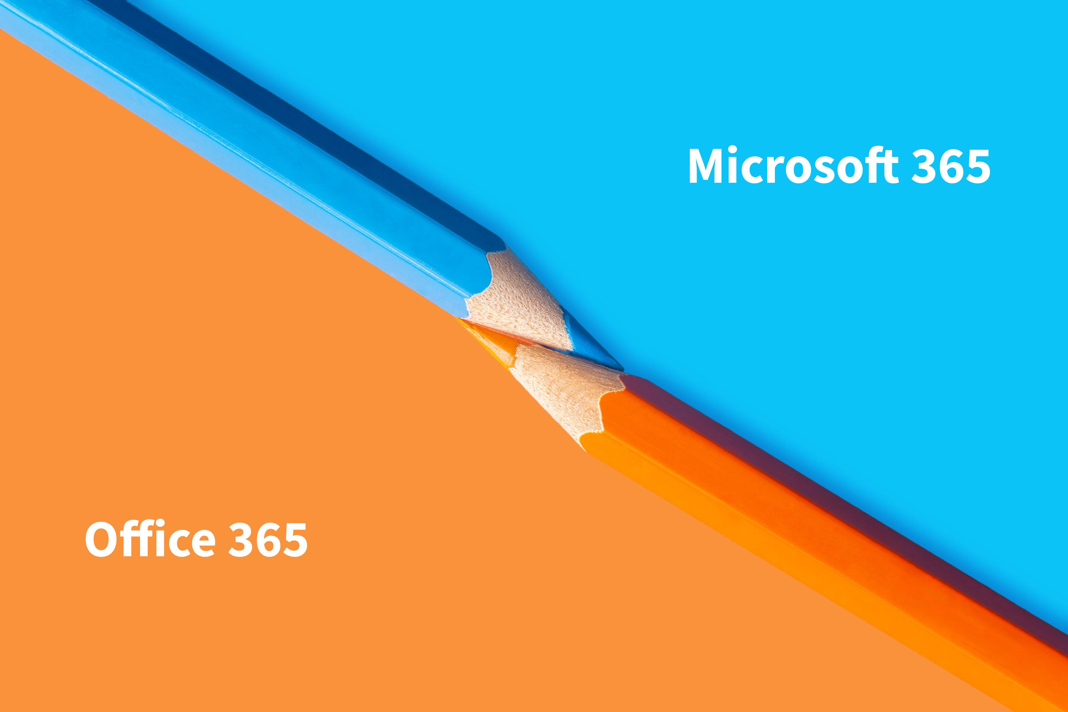 Office 365 vs. Microsoft 365 – vertailimme palveluja